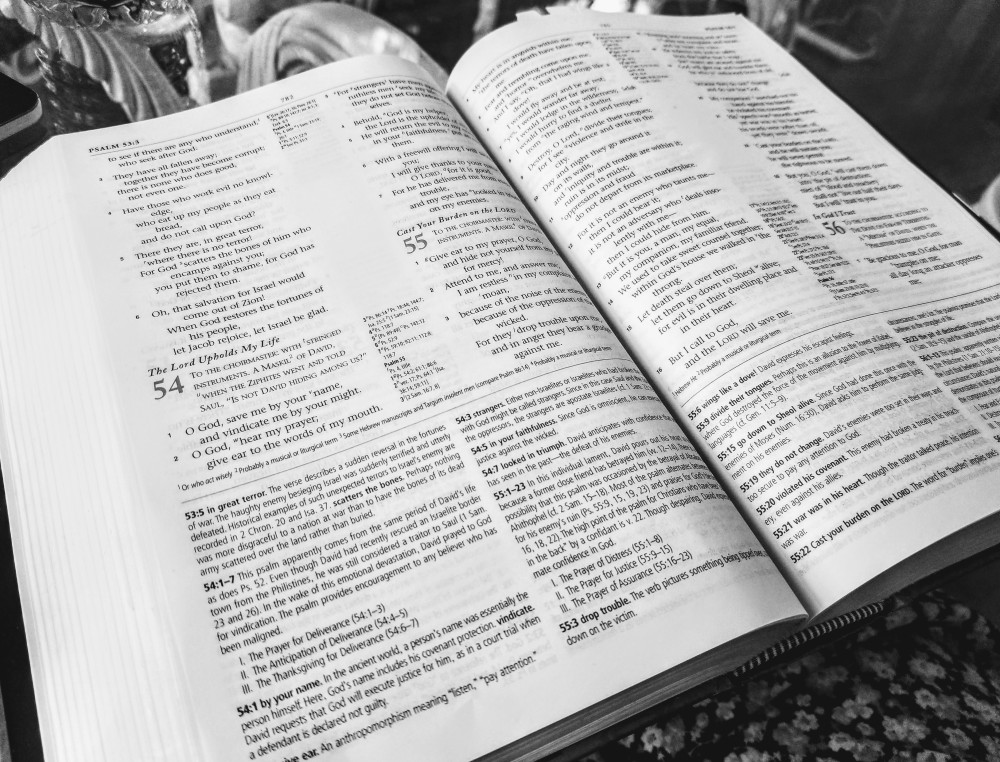 how to read scripture