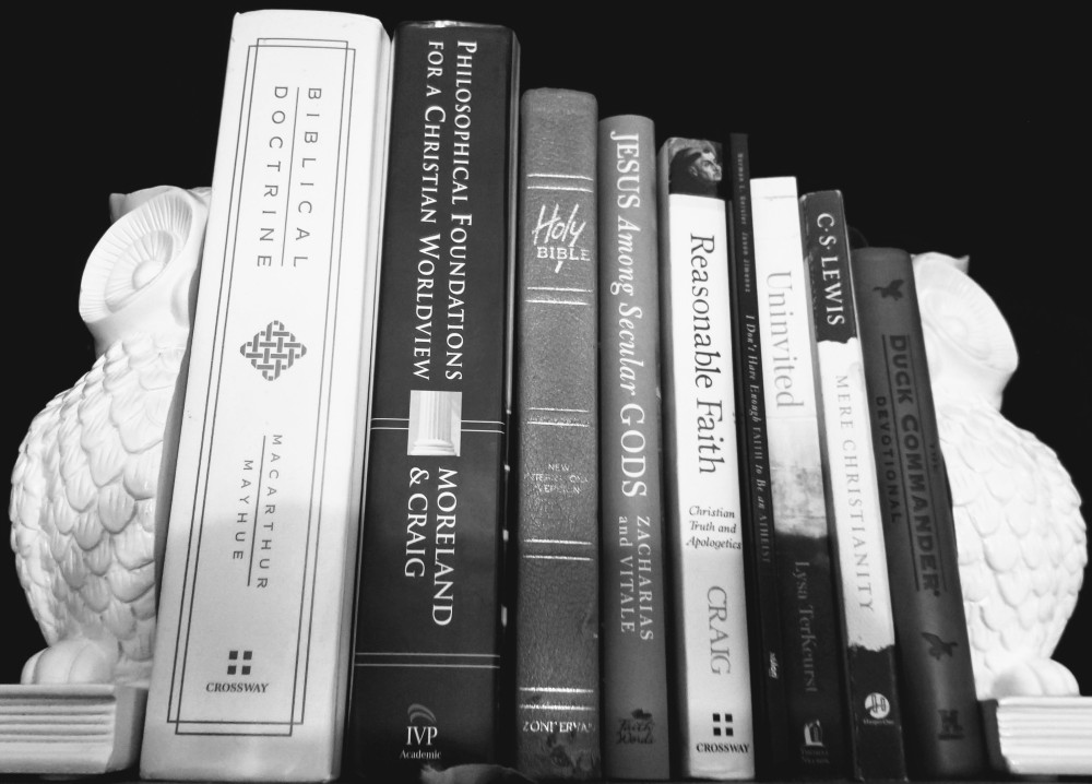 Christian book recommendations